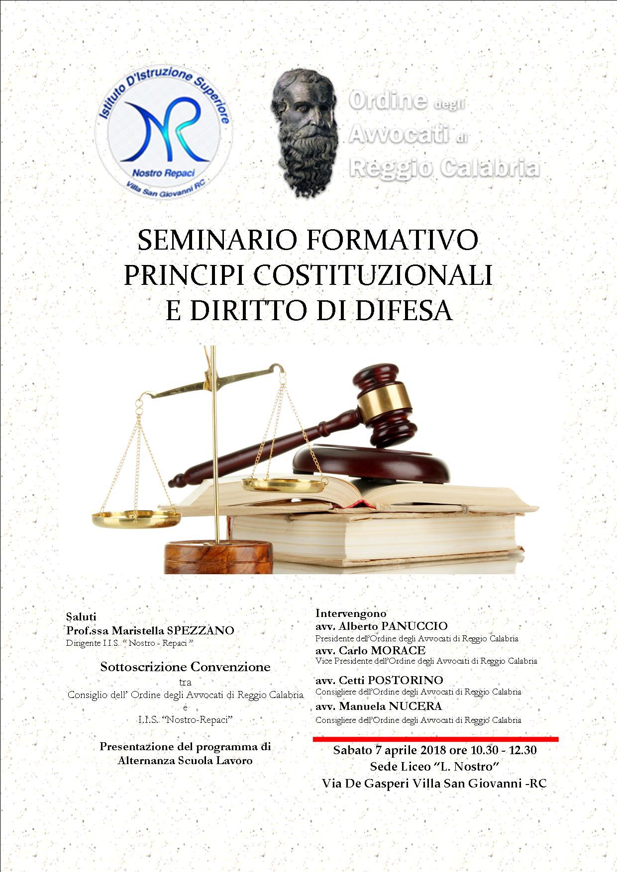Firmato protocollo con Ordine Avvocati